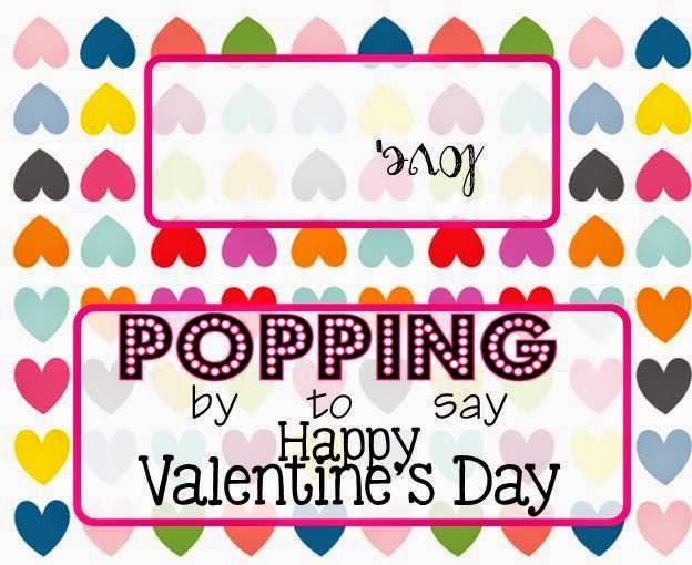 photograph relating to Popcorn Valentine Printable identify No cost Valentines Working day Printables - Dwelling of Hargrove