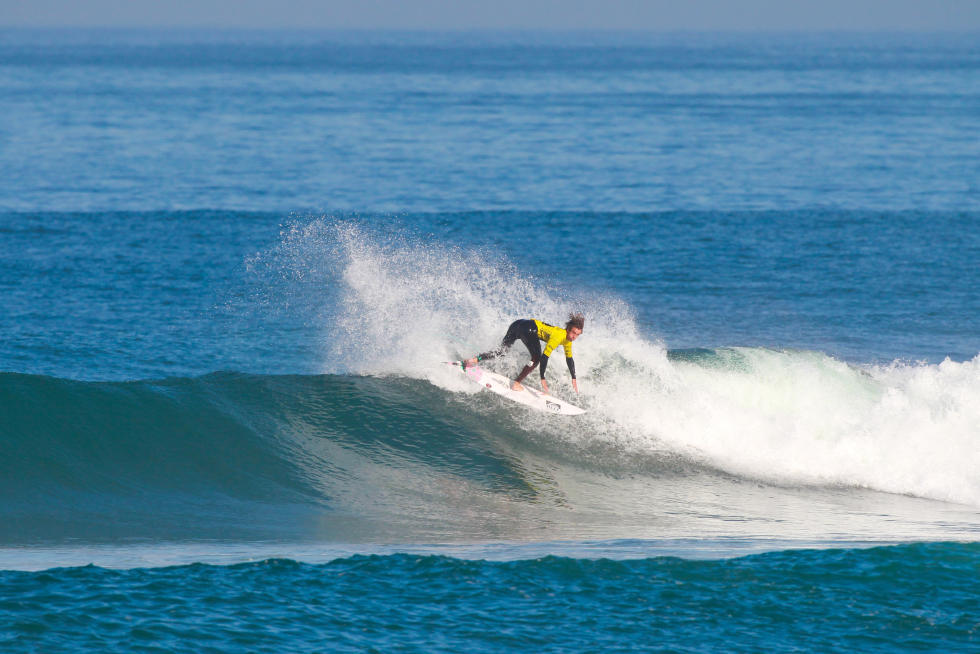 15 Evan Geiselman USA 2015 Allianz Billabong Pro Cascais Foto WSL Laurent Masurel