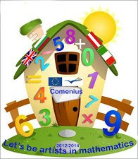 "Comenius Project ""Let's be Artists in Mathematics"""