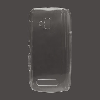 Transparent Clear Crystal Case for Nokia Lumia 610