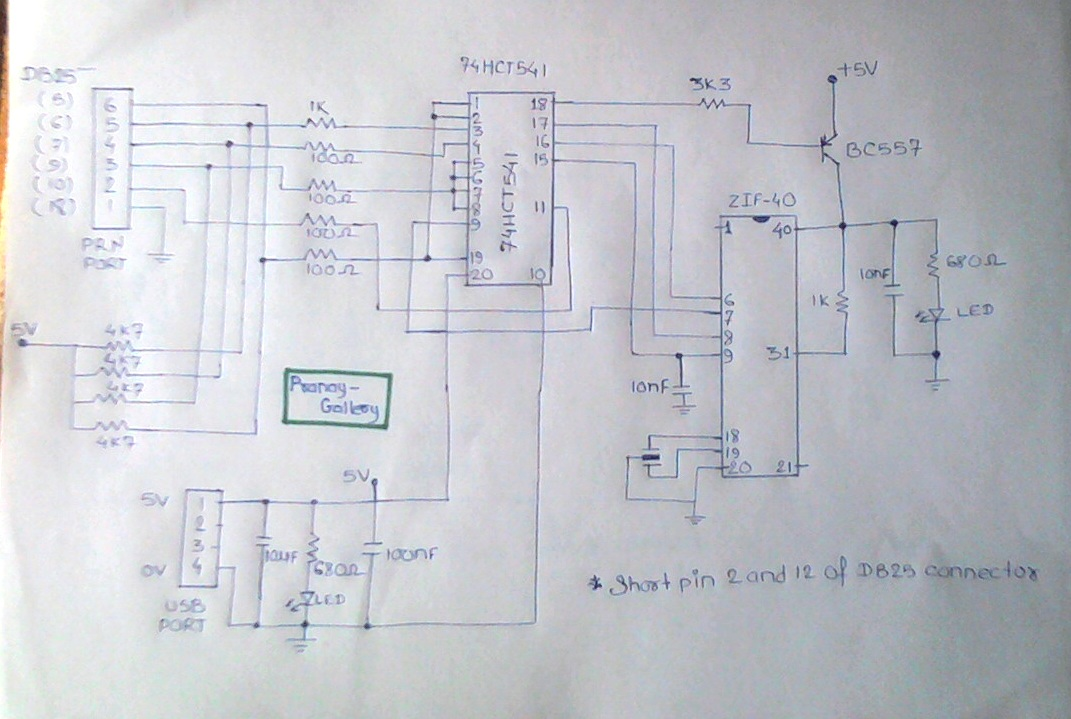 Diy Electronics Projects  How To Make A Avr