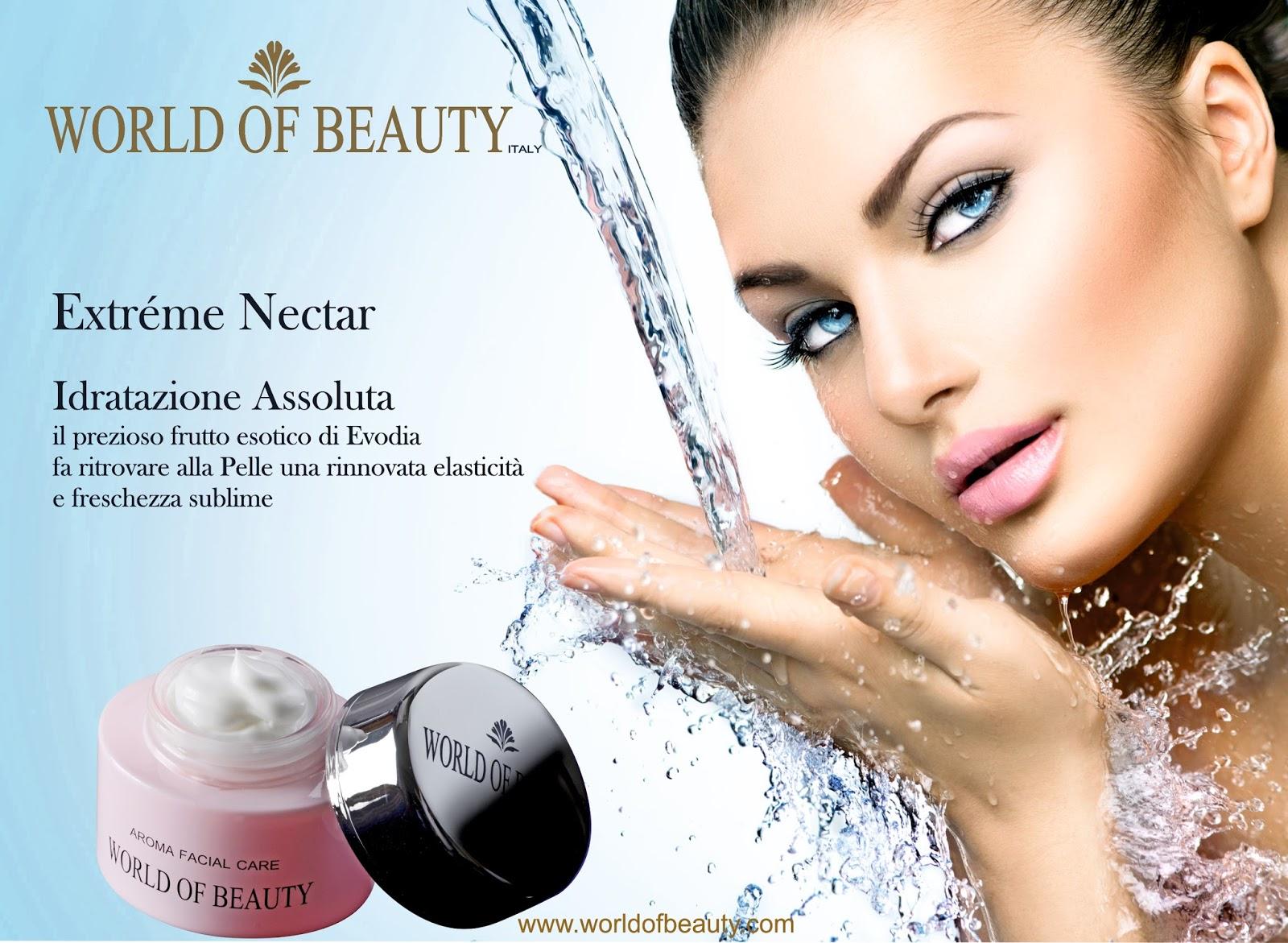 extreme nectar world of beauty