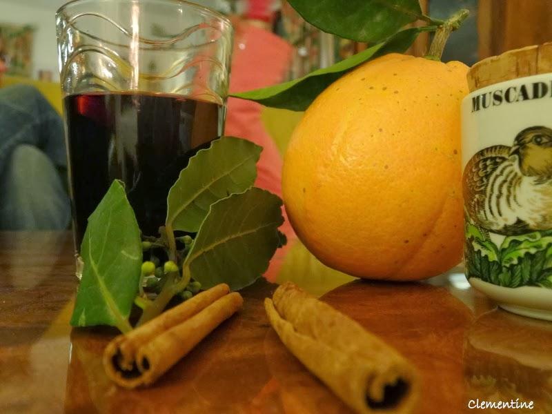 le blog de clementine gl hwein vin chaud. Black Bedroom Furniture Sets. Home Design Ideas