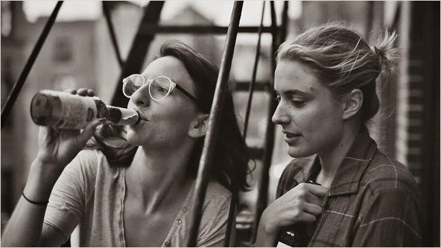 """Greta Gerwig y Mickey Sumner en """"Frances Ha"""""""