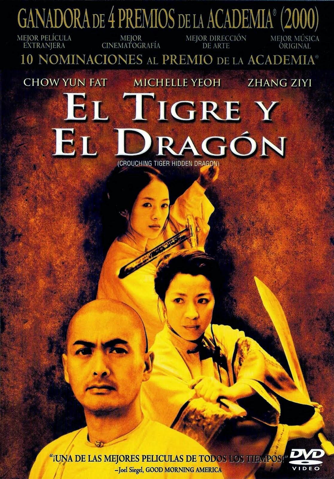 cine asiatico tigre y dragon