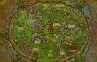 Mists of Pandaria Pandaren Starting Zone