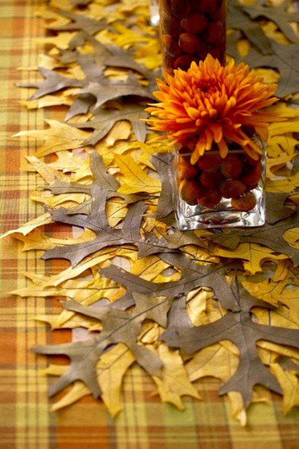 Inspiration] autumn leaves – virlova style