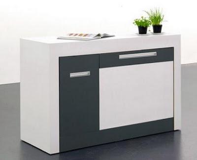 Cocina compacta y ampliable para espacios peque os c mo for Muebles de cocina alemanes