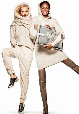 colección festiva Navidad H&M mujer