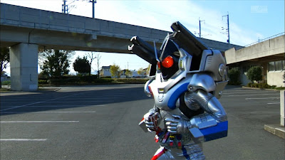 Kamen Rider Fourze Episode 20 Preview