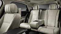 Jaguar XJ 2014 interior