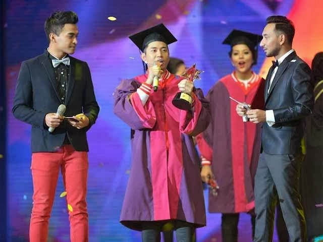 Faizul Tewaskan Azhael, Muncul Juara AF2013