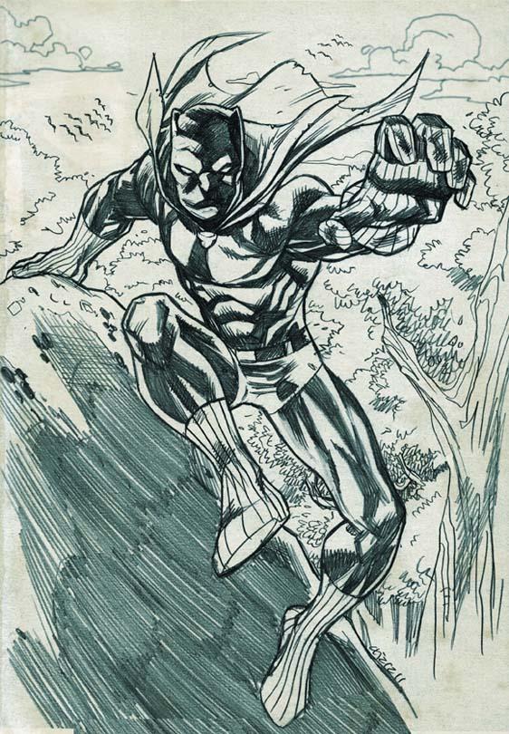 chiara art blog black panther pantera negra