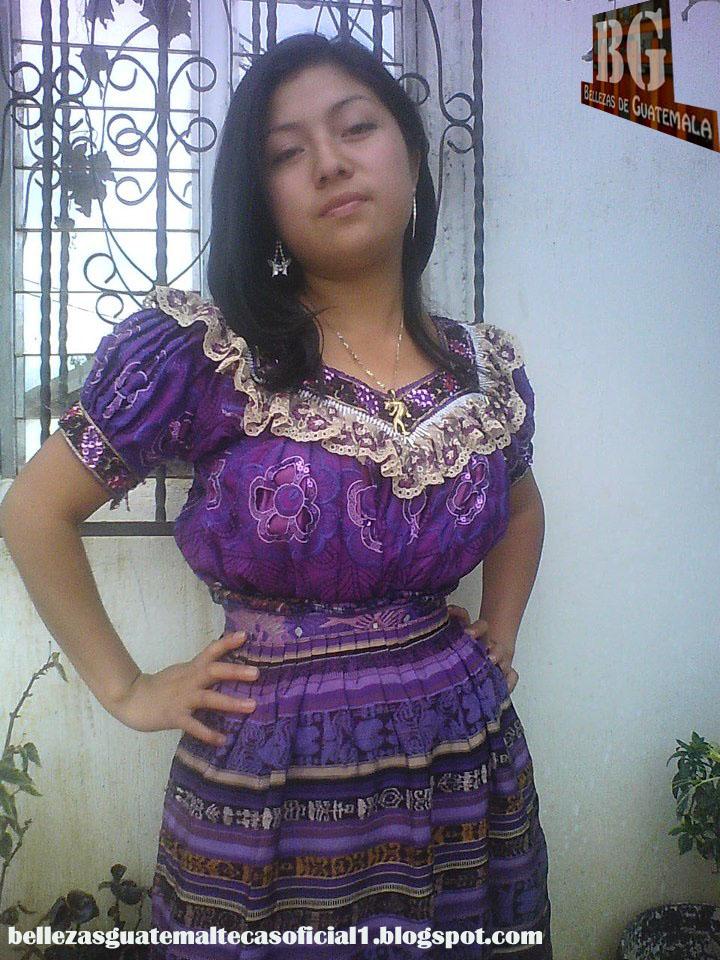 Bellezas Guatemaltecas (Oficial): Traje Tipico de Quiche