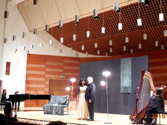 Ziua Internationala a Poeziei la Filarmonica Oltenia Craiova