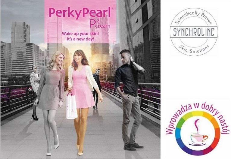 PerkyPearl P2 Cream - krem rozświetlający