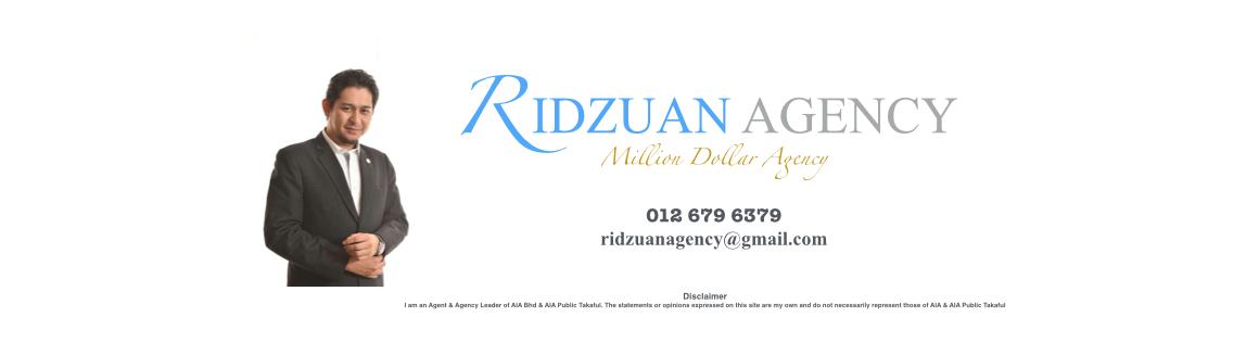 RIDZUAN Agency - AIA Million Dollar Agency