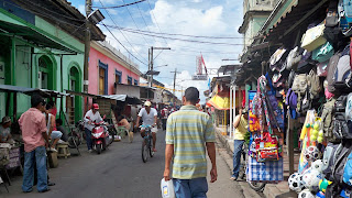 Open Air Market Granada, Nicaragua