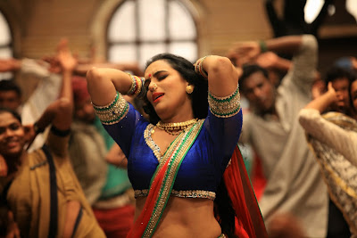 Shweta menon hot photos from sri lakshmi kiran productions no 1 new movie