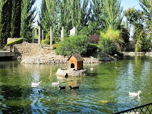 Parque García Lorca ( Granada)
