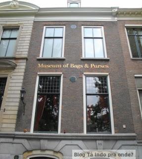 Museu das Bolsas em Amsterdã