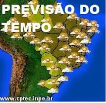 """""""PREVISÃO DO TEMPO EM TEMPO REAL"""""""