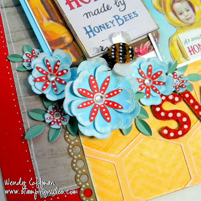 Stamping Rules Honey Bee