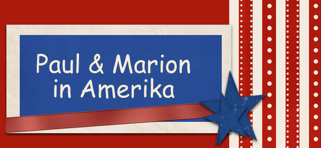Paul & Marion in Amerika