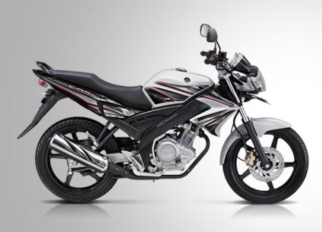 Old Vixion dengan The new Yamaha Vixion,banyak perubahan body yang signifikan