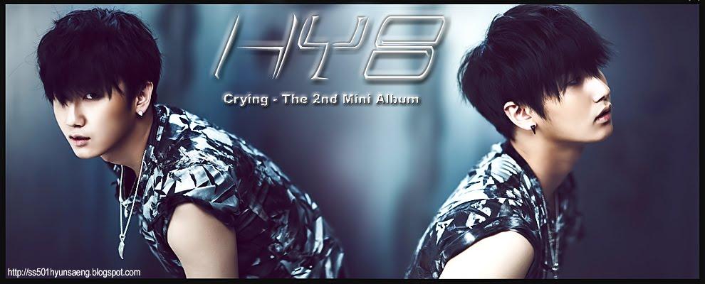 SS501*HyunSaeng