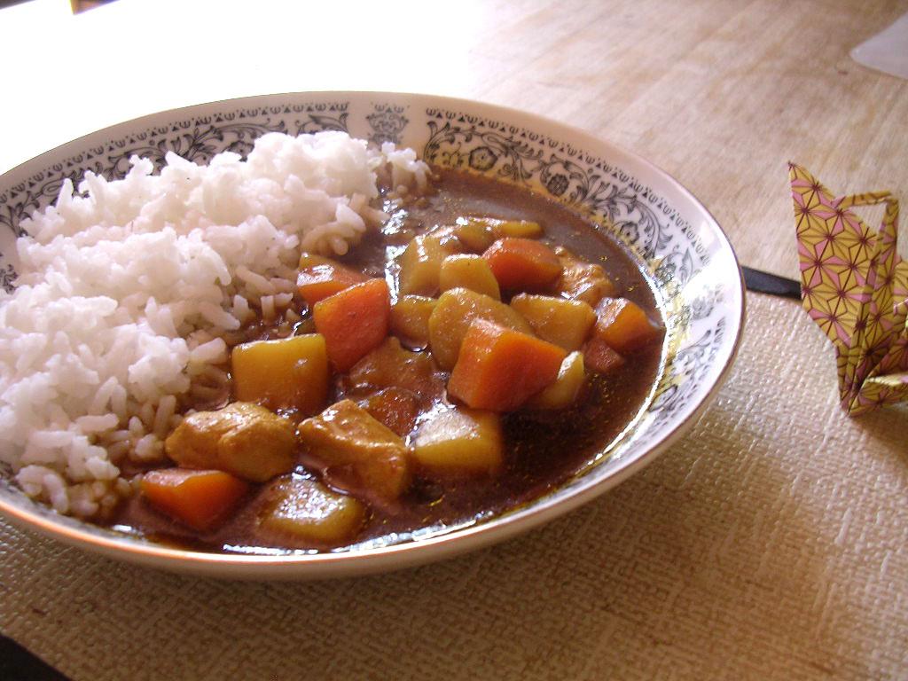 Japon plats base de riz - Recette riz japonais ...