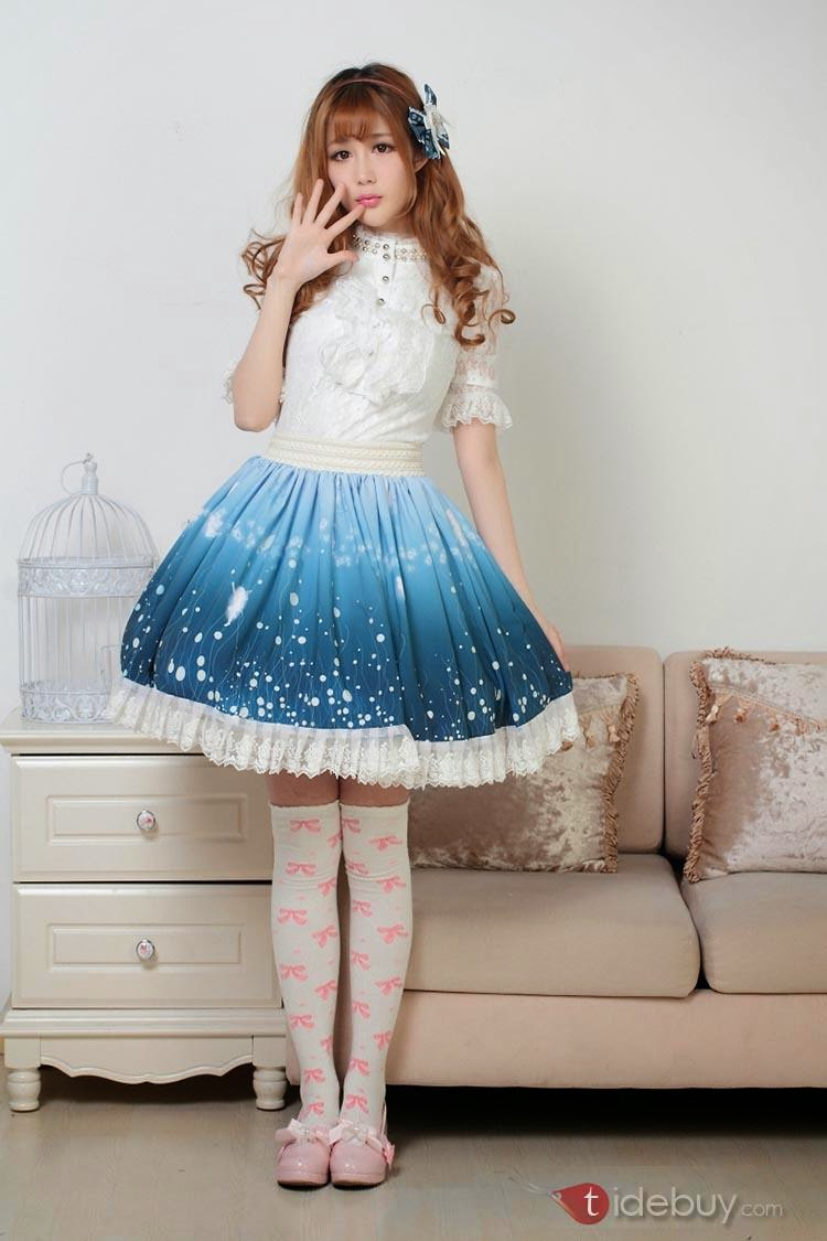 Tidebuy Lolita dress | Teen to 30 Stuck in Between
