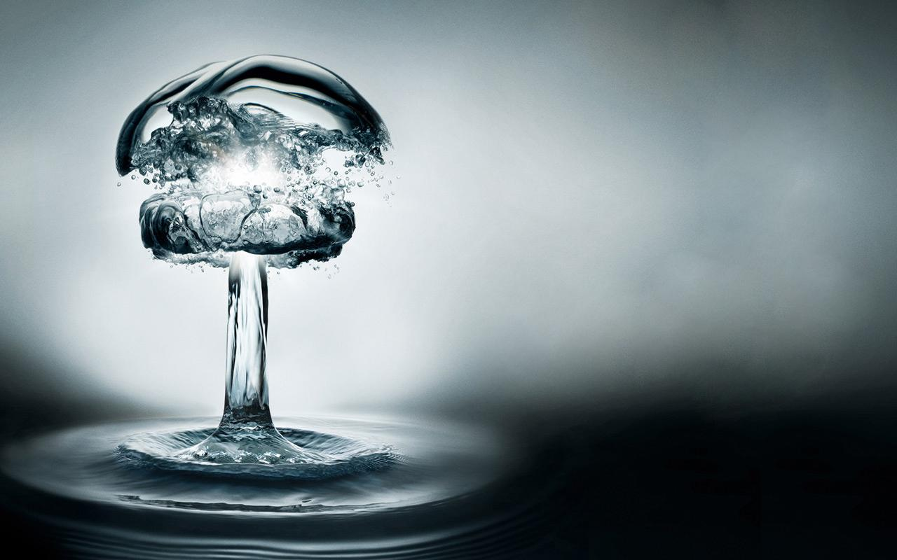 High Quality Desktop Wallpapers Atomic Water High Quality