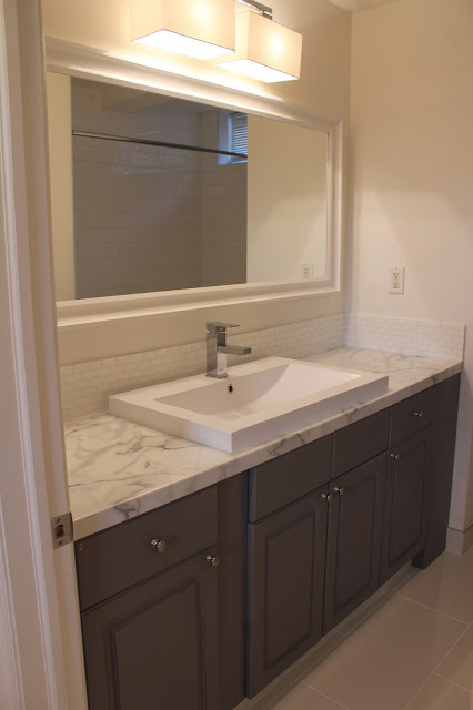 Pretty Swanky Digs Budget Bathroom Makeover