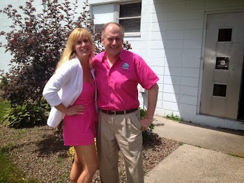 Pretty in Pink ? Well One of Us !
