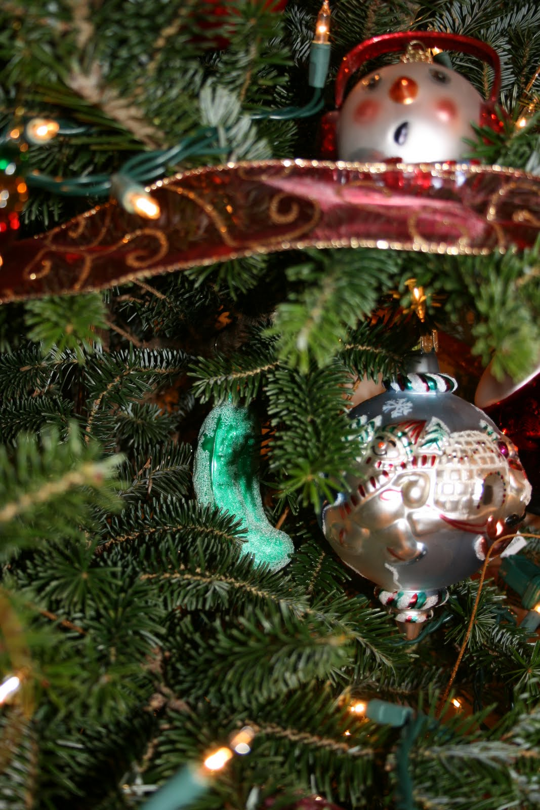 The Christmas Pickle Oh What A Pickle! It Was A Little Difficult To Find  The