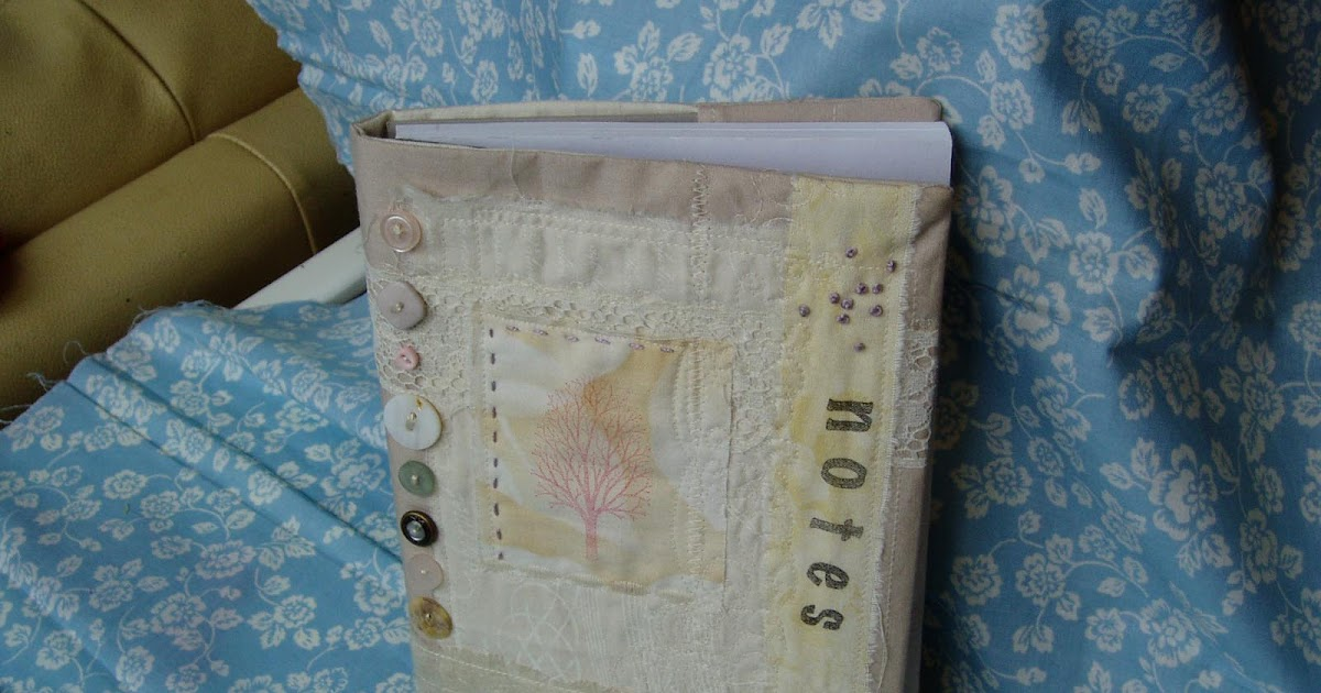 Fabric Book Cover With Handles Pattern : The slightly mad quilt lady fabric book cover tutorial
