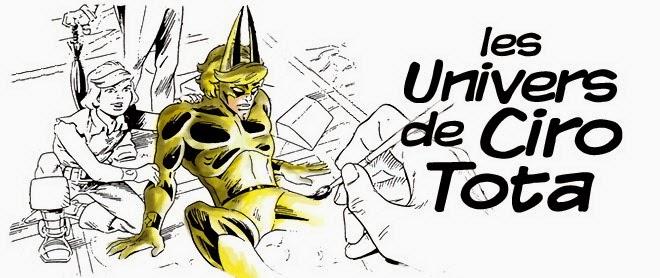Les Univers de Ciro Tota
