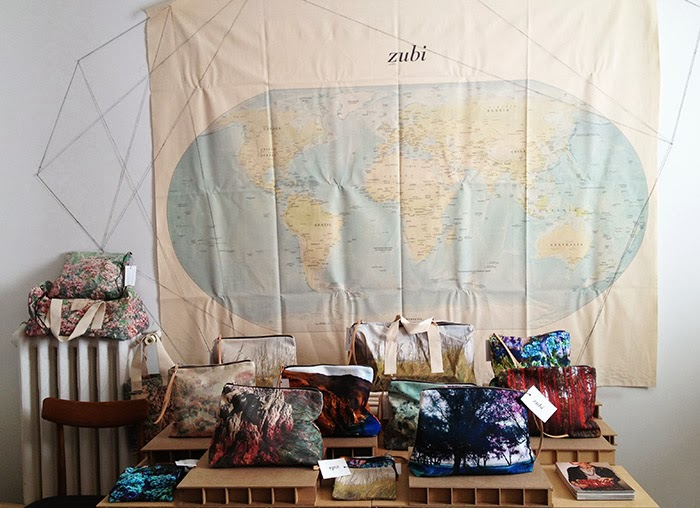 ZUBI EN MELTING SPOT - POP UP STORE MADRID