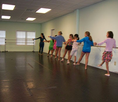 drop in summer ballet classes charlotte nc 4th grade