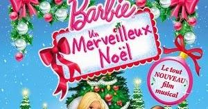Regarder barbie un merveilleux no l streaming vk dvdrip - Un merveilleux noel barbie ...