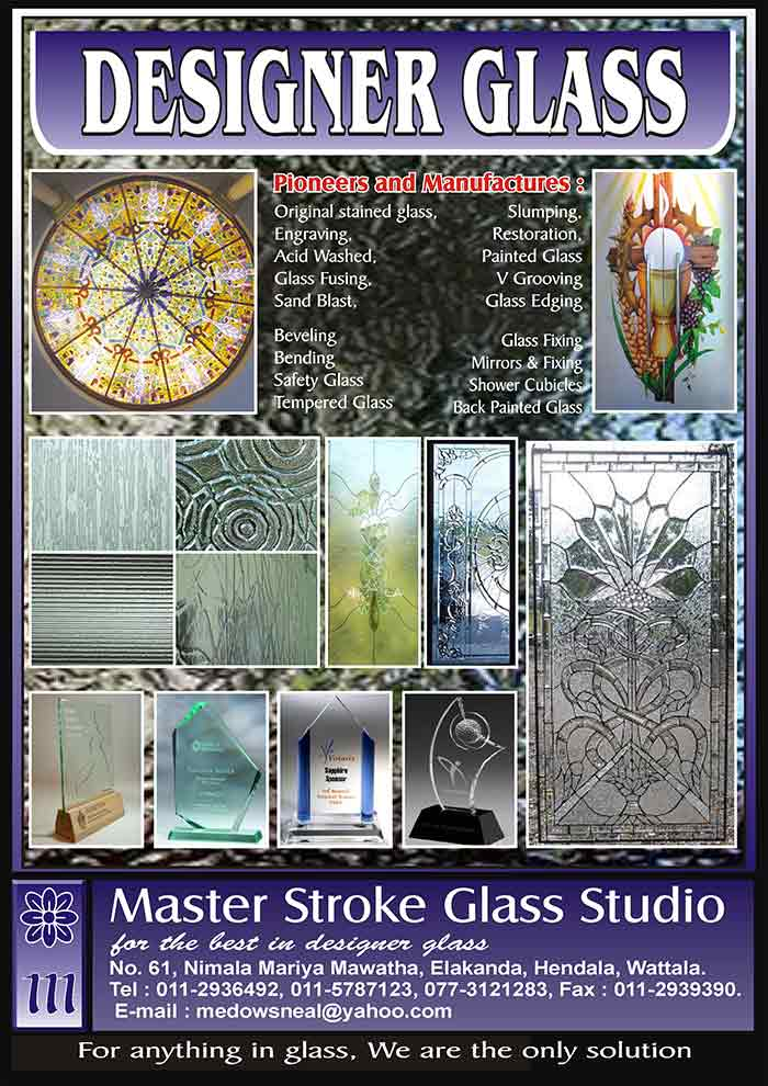 Designer Glass | For anything in Galass.