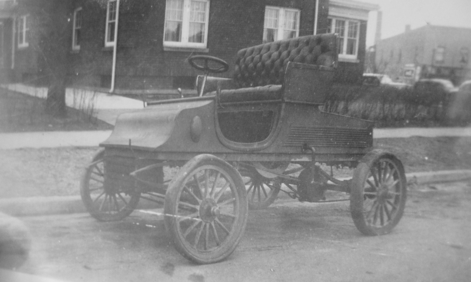 All Things Buick: First mass produced Automobile In Flint.