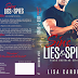 COVER REVEAL : SINS LIES & SPIES by Lisa Cardiff