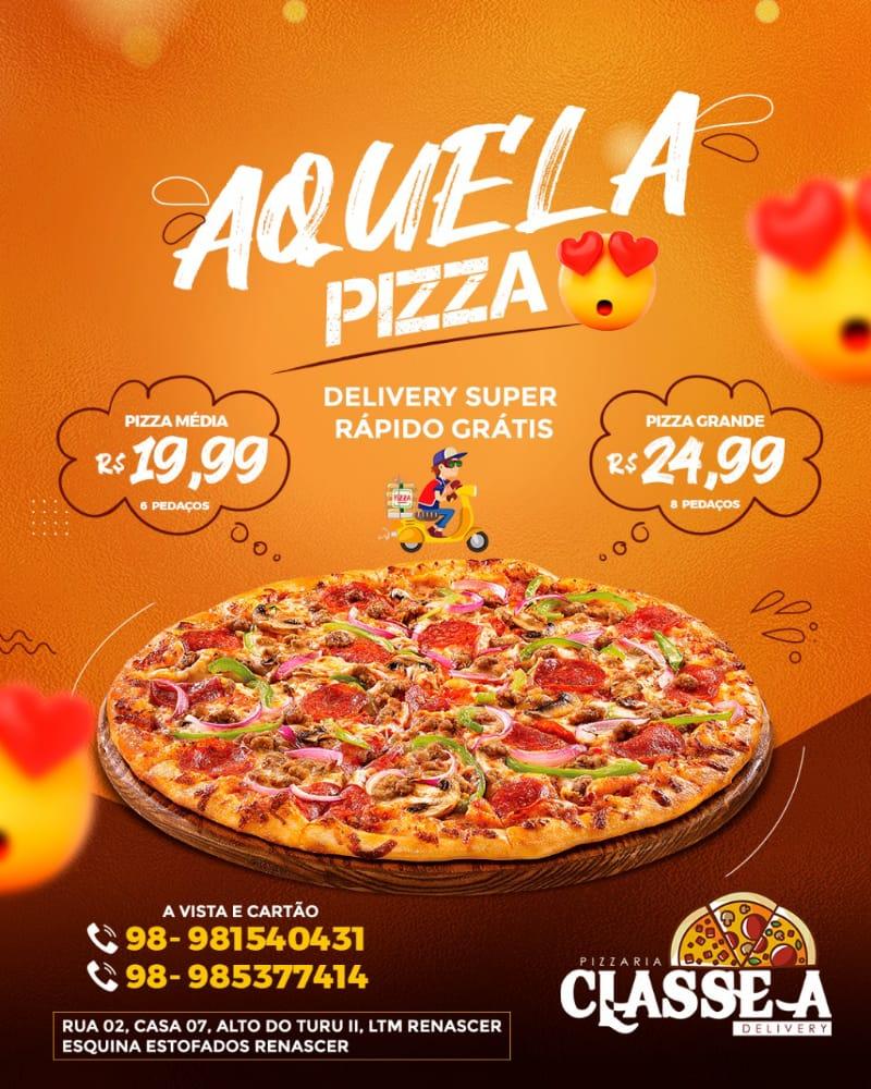Pizzaria Classe A