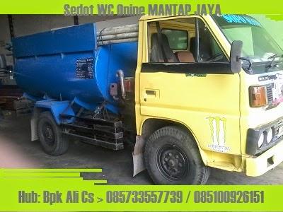 Jasa Sedot WC Genting Surabaya 085100926151