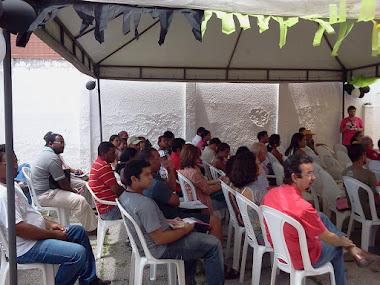 Encontro Estadual Setorial Combate Racismo e Igualdade Racial PT/RN
