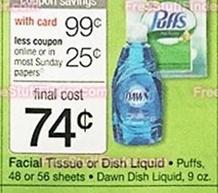 Stock Up Dawn Dish Soap Deal at Walgreens!