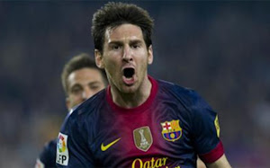 Messi-Record de gols amb 91