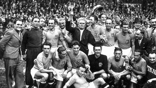 1938 Football World Cup winning Team